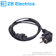 2 pin plug insert 12v coiled power cord 25mm copper cable power cable