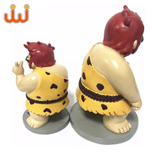 JUNWO Custom high quality polyresin miniature action figurine for sale