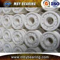 chinese manufactory 6003 6203 6303 ZZ 2RS full Ceramic bearing