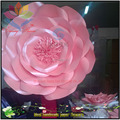 Giant Paper Flowers 30 - 40cm Diameters flowers wedding decoration backdrop for promotion shop