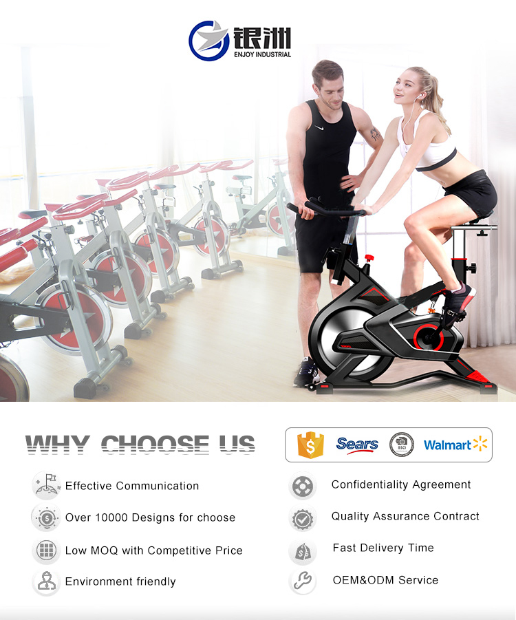 Trade assurance indoor uso body fit bicicleta de exercício bicicleta de exercício de ginástica em casa