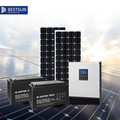 solar energy system stand alone solar kit BPS-1000M BESTSUN whole house solar power system 1000w solar panel kit