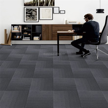 Database loop pile nylon soundproof carpet tile for floor