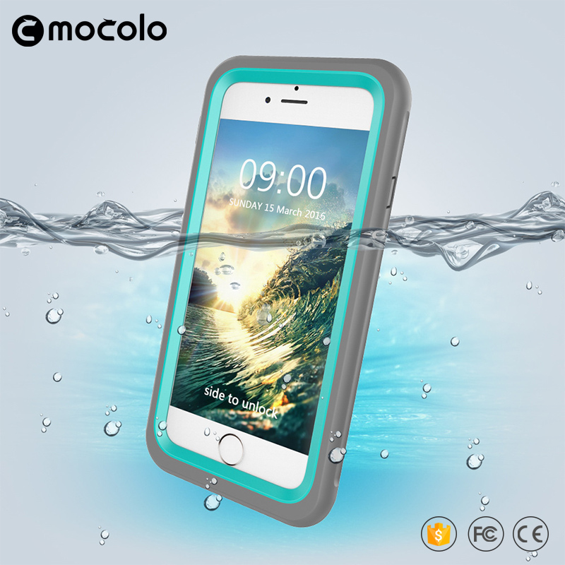 2017 New Waterproof Cover for Mobile phone PVC black,Nice quality for phone for swimming