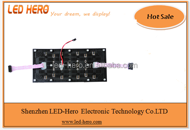 Easy installation P10 indoor flexible/soft led display