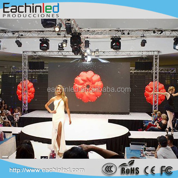 Stage screen display HD video SMD outdoor rental led display P5,P6