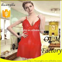 High quality elastic Lightness wholesale lady sexy flannel lingerie