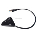 USB 3.0 to SATA Adaptor for 2.5 inch&3.5 inch Hard Disk Drive HDD and SSD