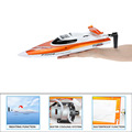 Hot Toys 2.4G Water Boat Toy with Waterproof Function