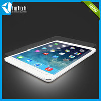 Full cover tempered mobile glass screen protector for iPad Mini4