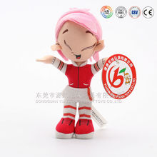 New promotion display orient industry dolls with EN71 standard