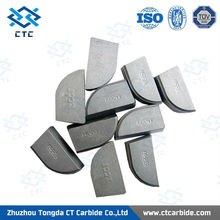 YG6 YG8 YG20 CARBIDE TIP CUTTING TOOLS ISO BRAZED TIPS