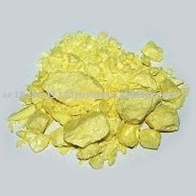 99.5% Bright Yellow Sulphur Powder