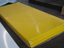 Polyethylene hdpe plastic plate, good quality color HDPE sheet/ board