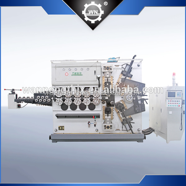 High Quality Solid Used Filament Winding Machines For Sale For Making Spring