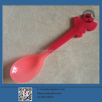 Wholesale low price flat bottom spoon