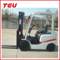 1.5 ton high qualified automatic forklifts
