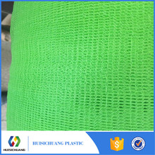 Different color warp knitted nylon mesh balcony safety net for construction