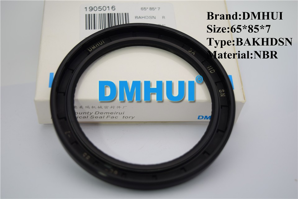 Hydraulic motor repair kits OMT250 parts and service oil seal 65*85*7