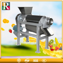 304 stainless steel industrial juice /watermelo extractor machine /automatic spiral fruit juice extractor with hot selling