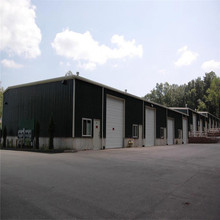 prefabricated steel warehouse building /space frame building price
