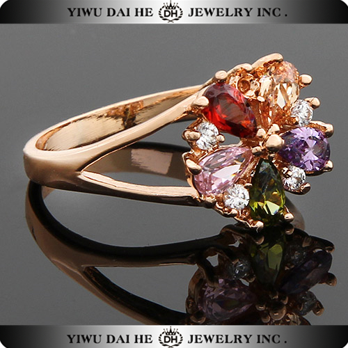 Hot sell copper 14k gold ring mounting wholesale 14k gold ring 2015