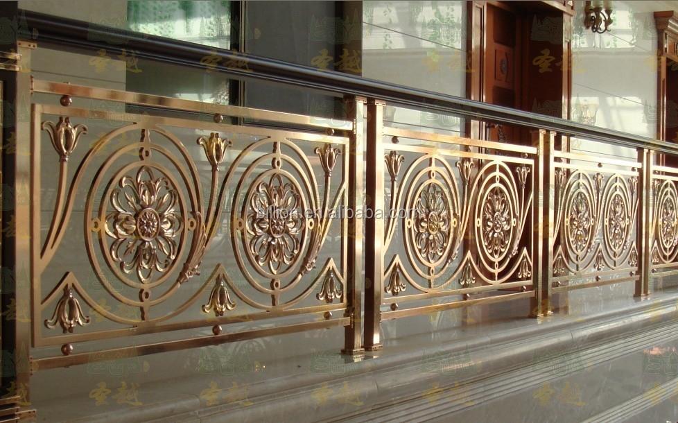 Metal Wrought Iron Balcony Steel Grill Designs Buy