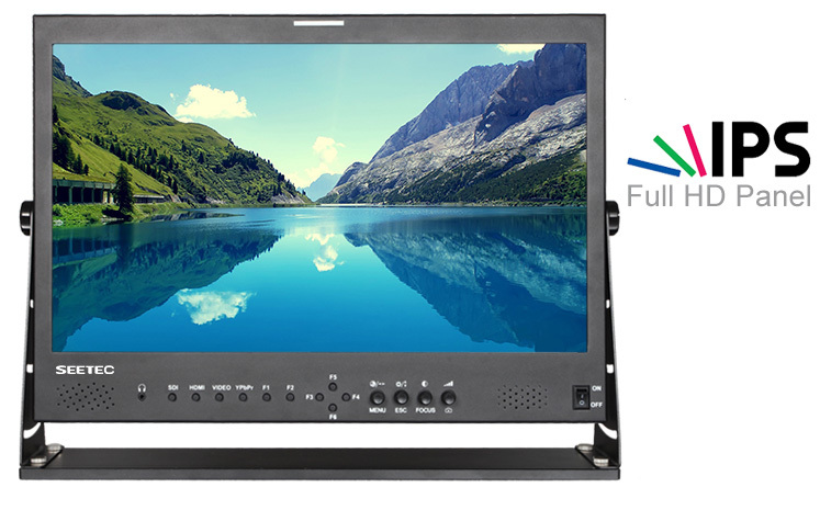 Chinese Products High Quality Advertising Display Monitor 22 1080p monitor with SDI HDMI