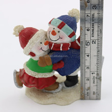China wholesale figurines make your own polyresin Christmas figures