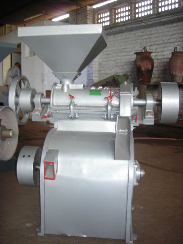 Danish Type Flour Mill 24HP