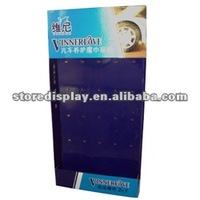 Store corrugated cardboard POP Sidekick Display for car-care products