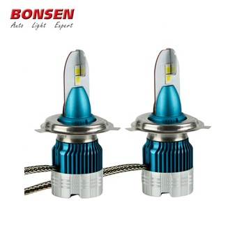2pcs 50W 6000LM Mi2 Car LED Headlight Bulb H1 H3 H4 H7 H8 H9 H11 9005 9006 Car Fog Lamp Kit Car Accessories