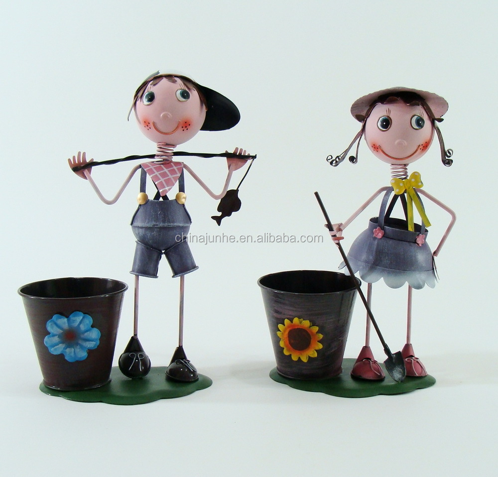 Wholesale metal craft supplies handmade painted metal iron for Wholesale arts and crafts suppliers