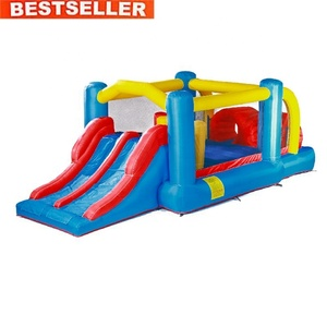 New Customized Nylon Balloon Castle Small Bouncer Jumper Bounce