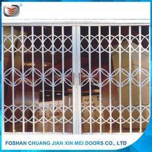 Good quality Cheap Stainless Steel Security Iron Grill Door