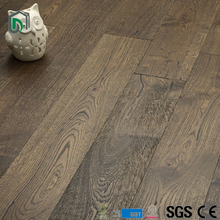 UV oil unilin click engineered oak wood flooring from china manufacturers