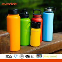 Double Wall Stainless Steel Insulated Thermal Water Drink Bottle for Sports
