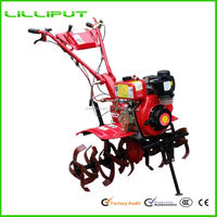 Hot Sale Light Long Handle China Diesel Motocultor With KAMA Engine