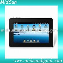 10.2 mid pad android 2.2 tablet pc,bluetooth,GPS,3G optional