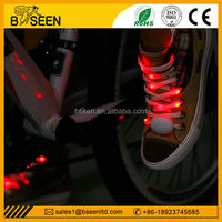 New Entertainment Nylon Led Shoelace Light