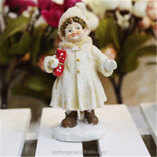 Best selling product custom decorative resin hot 2014 christmas toys