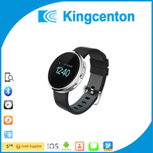 Best buy 2015 OLED touch screen bluetooth 3.0 android smart watch bluetooth smart watch hand watch mobile phone price