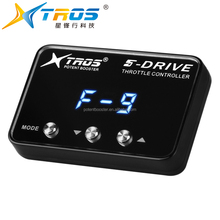 Hot sale pedal box Intelligent dual-chip control Windboost Manufacturers for Chevrolet,honda