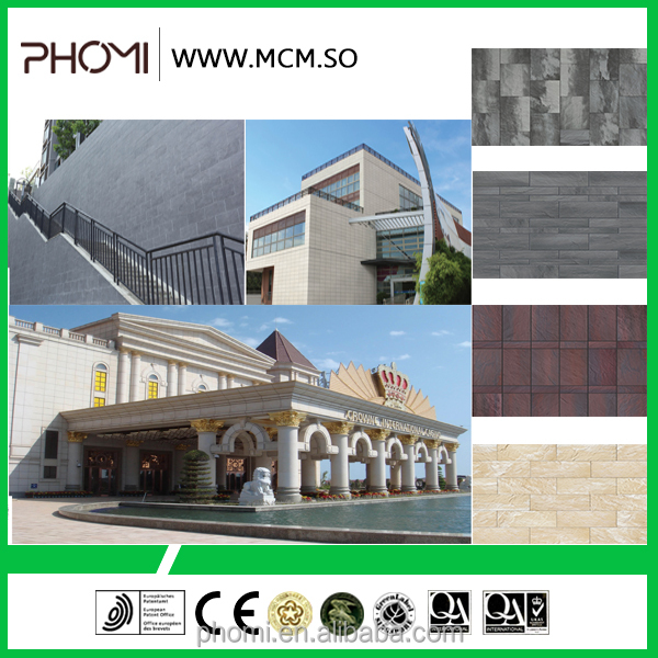 factory price breathability durability modified clay roofing slate tiles