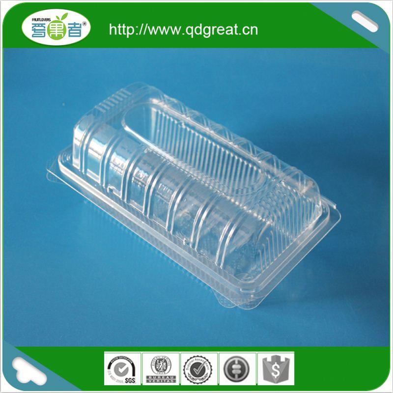 Контейнер пищевой пластиковый одноразовый