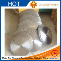 High cutting speed.Long cutting life Stone Diamond Cutter