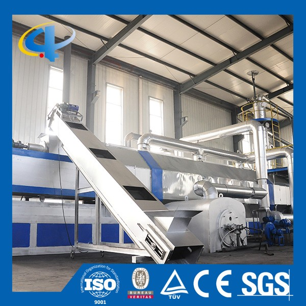 2016 Hot Sale Low Price Continuous Crude Oil Refinery Pyrolysis Plant