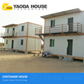 2 two story 20 foot shopping container houses ready made 2 bedroom container house windproof 20 feet container