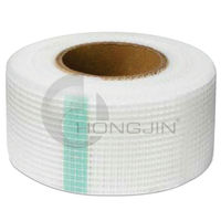 Adhesive Plasterer's High-Tack Fibreglass Jointing Tape 48mm x 90m