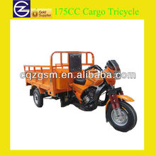 Hotsale 175CC Cargo Tricycle With Heavy Loading